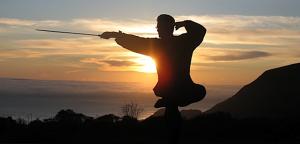 tai chi sword or tai ji jian
