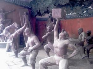 Shaolin Monks, Shaolin Kung Fu