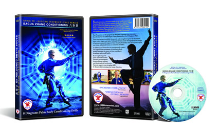 Ba Gua Zhang Body Conditioning Drills Instructional DVD