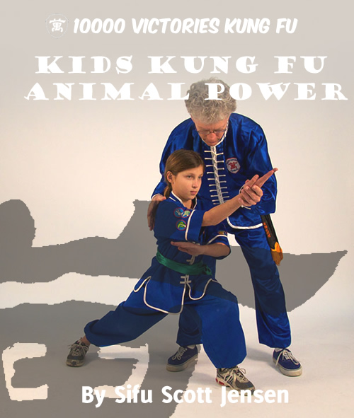 Kung Fu Animal Power eBook