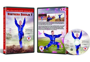 Northern Shaolin #7 Mei Hua Plum Flower Fist Instructional DVD