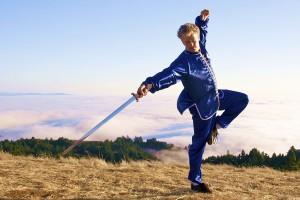 Learn Tai chi Sword and Push Hands in San Rafael