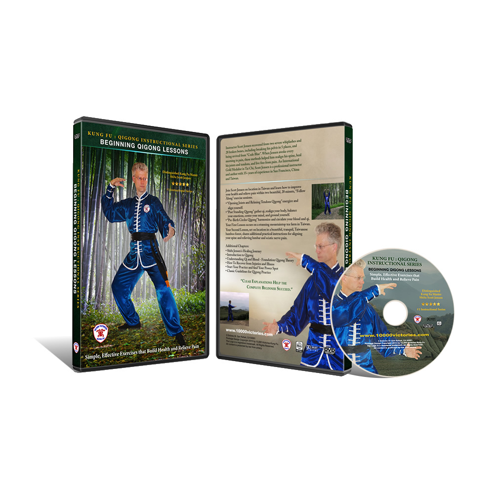 Qi Gong Lessons Relieve and Build Health