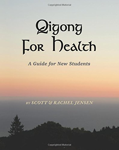 Qi Gong for Health - A Guide for New Students Front Cover