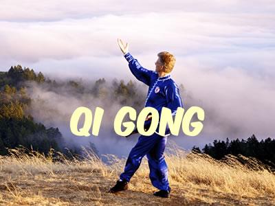 Qi Gong at 10000 victories kung fu