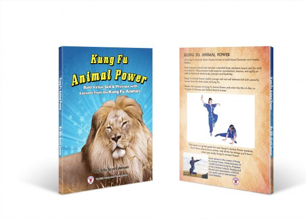 The Kung Fu Animal Power Student Guide is the perfect guide to learn about Kung Fu and Character for children