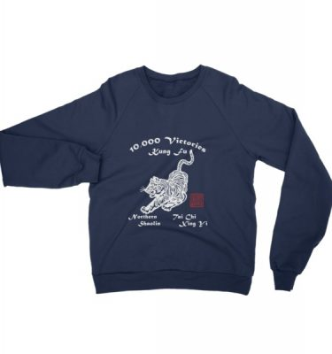10,000 Victories Cotton Sweatshirt