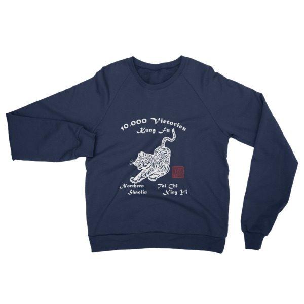 10,000 Victories Cotton Sweatshirt