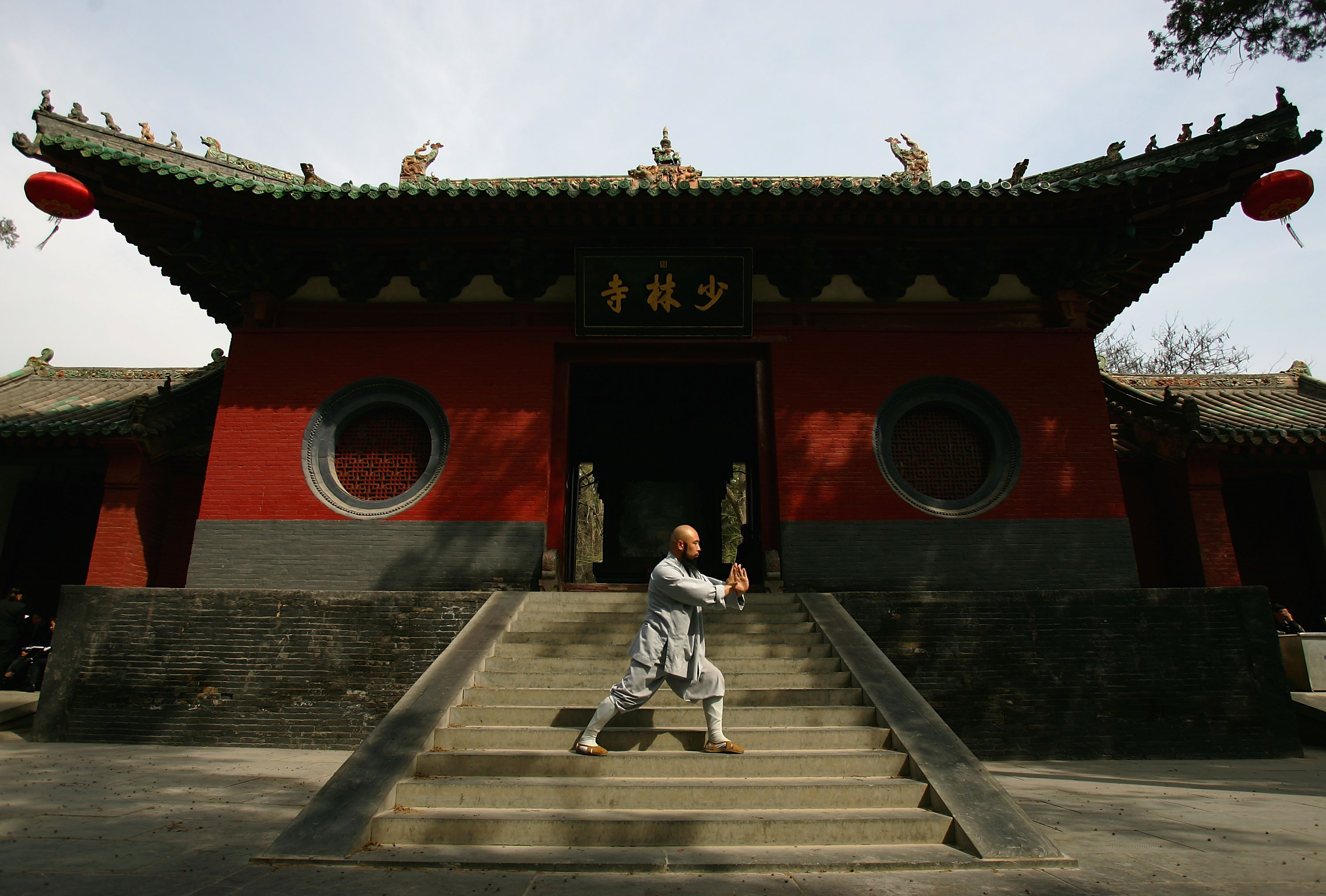 History of the Shaolin Temple