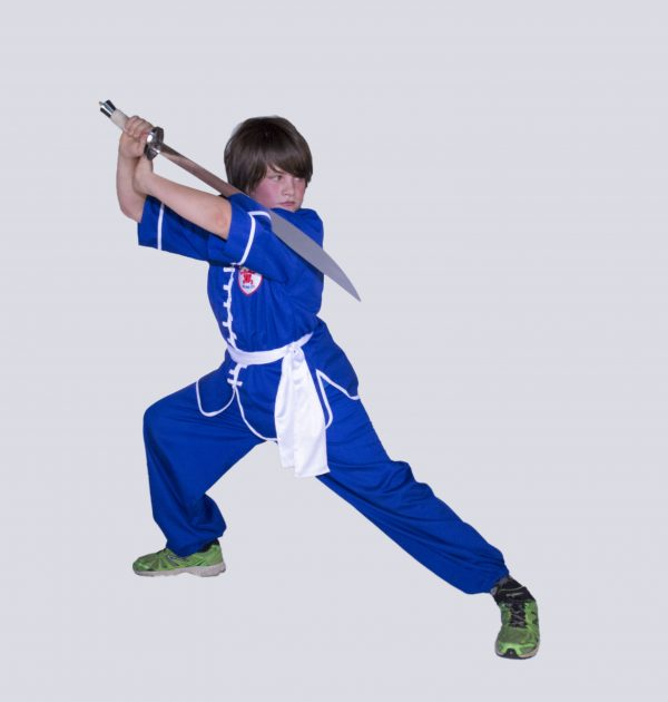 10,000 Victories Children's Kung Fu Uniform