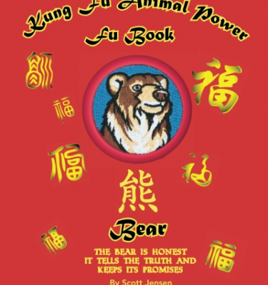 Bear Fu Book cover