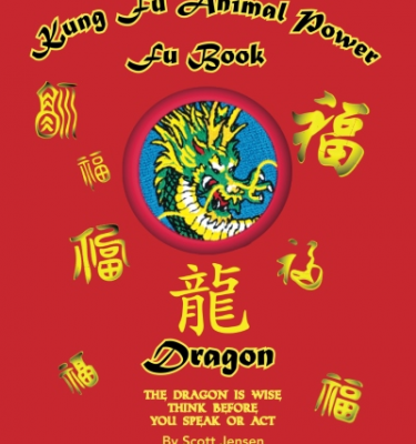 Dragon Fu Book Cover