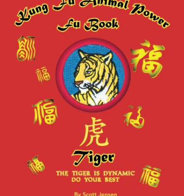 Tiger Fu Book Cover