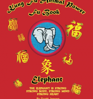Elephant Fu Book Cover