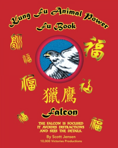 falcon fu book cover