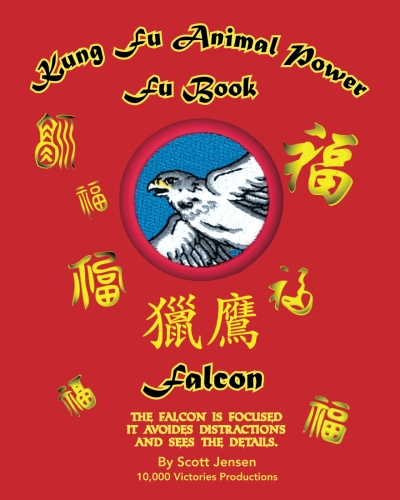 Falcon Fu Book Front Cover