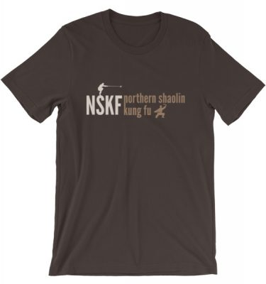 NSKF Northern Shaolin Kung Fu Weapons T-Shirt