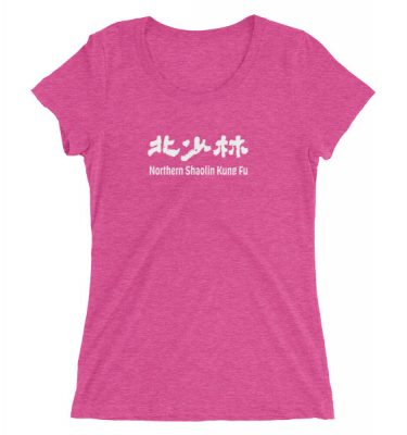 Northern Shaolin Kung Fu Ladies' T-shirt
