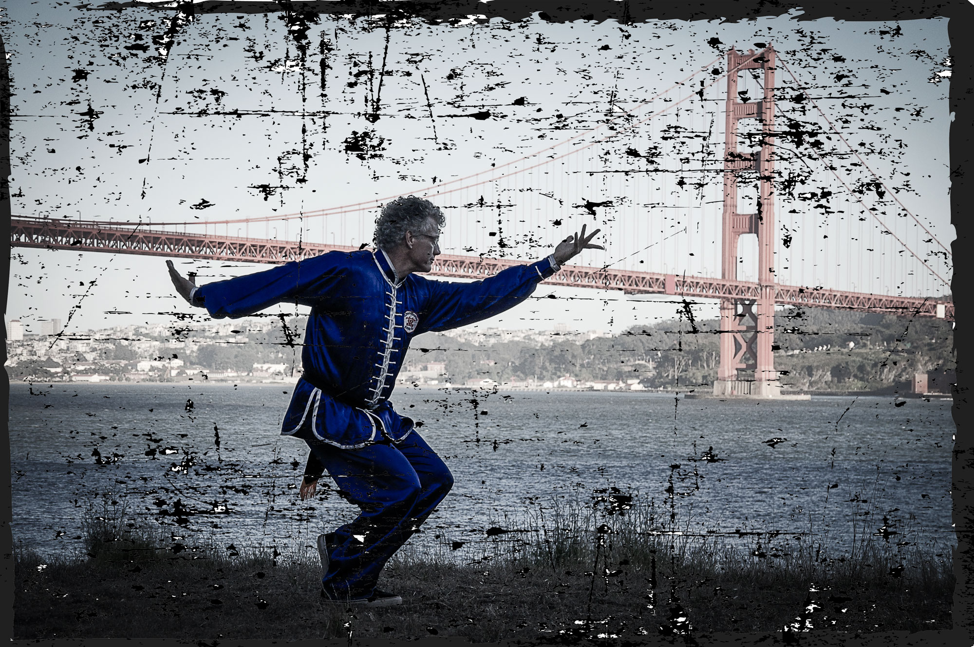 Sifu Jensen Performs Xing Yi Linking form. Sifu Jensen teaches at 10,000 Victories school in San Rafael, Marin CA.