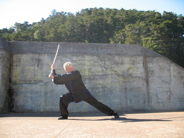 Northern Shaolin Earth Dragon Staff Days