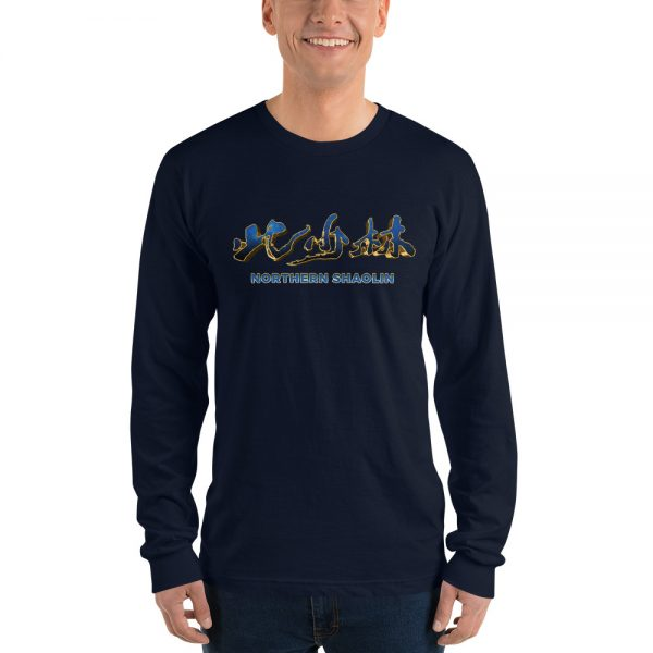 Northern Shaolin Long Sleeve T Shirt