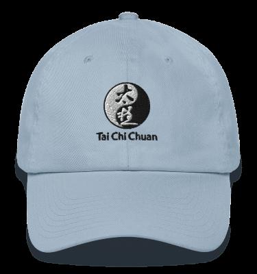 Tai Chi Chuan Sky Blue Dad Hat