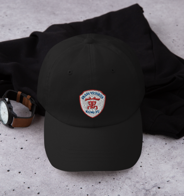 10,000 Victories Logo Embroidered Hat
