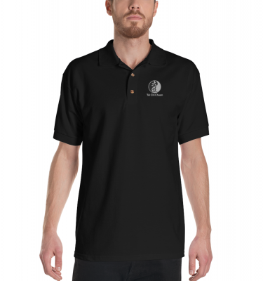 tai chi polo shirt