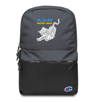 Northern Shaolin Tiger Backpack