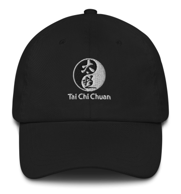 tai chi chuan dad hat