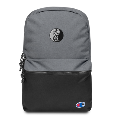 tai chi back pack