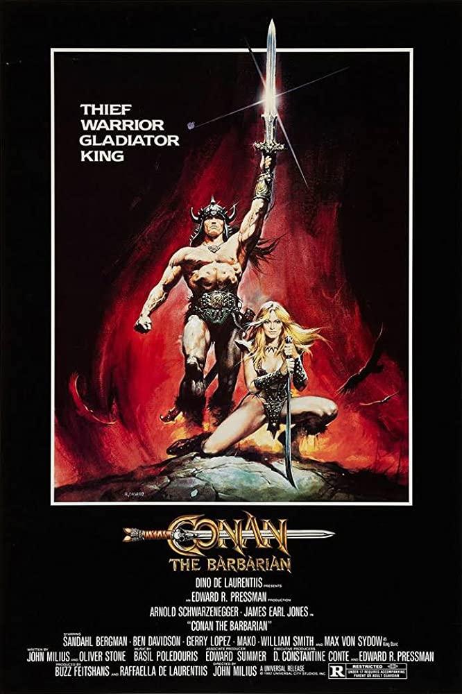 Ba Gua Master Zhang Hua Sen Would Love Conan The Barbarian! Video