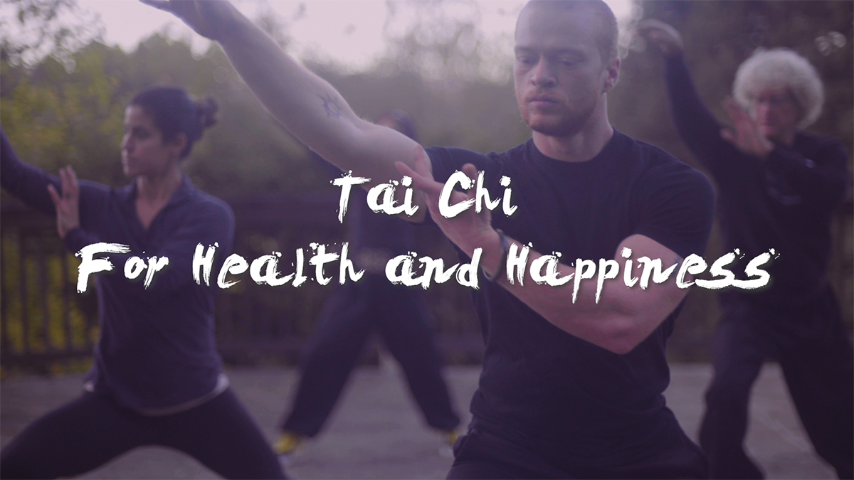 10,000 Victories school performing Tai Chi for health and happiness. 10,000 Victories school is located in San Rafael, Marin, CA.