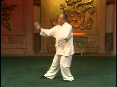 Yang Zhenduo Tai Chi Performance. Sifu Scott Jensen of 10,000 Victories School in San Rafael, Marin, CA, learned this form from Yang Zhenduo.